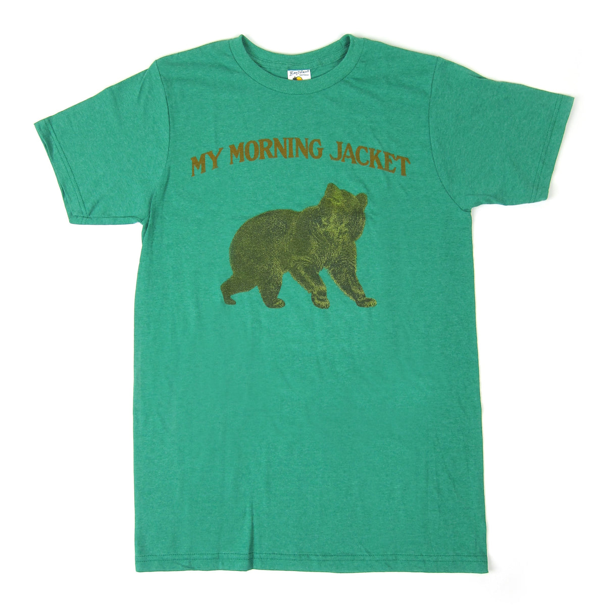 My Morning Jacket: Grizzly Shirt - Green