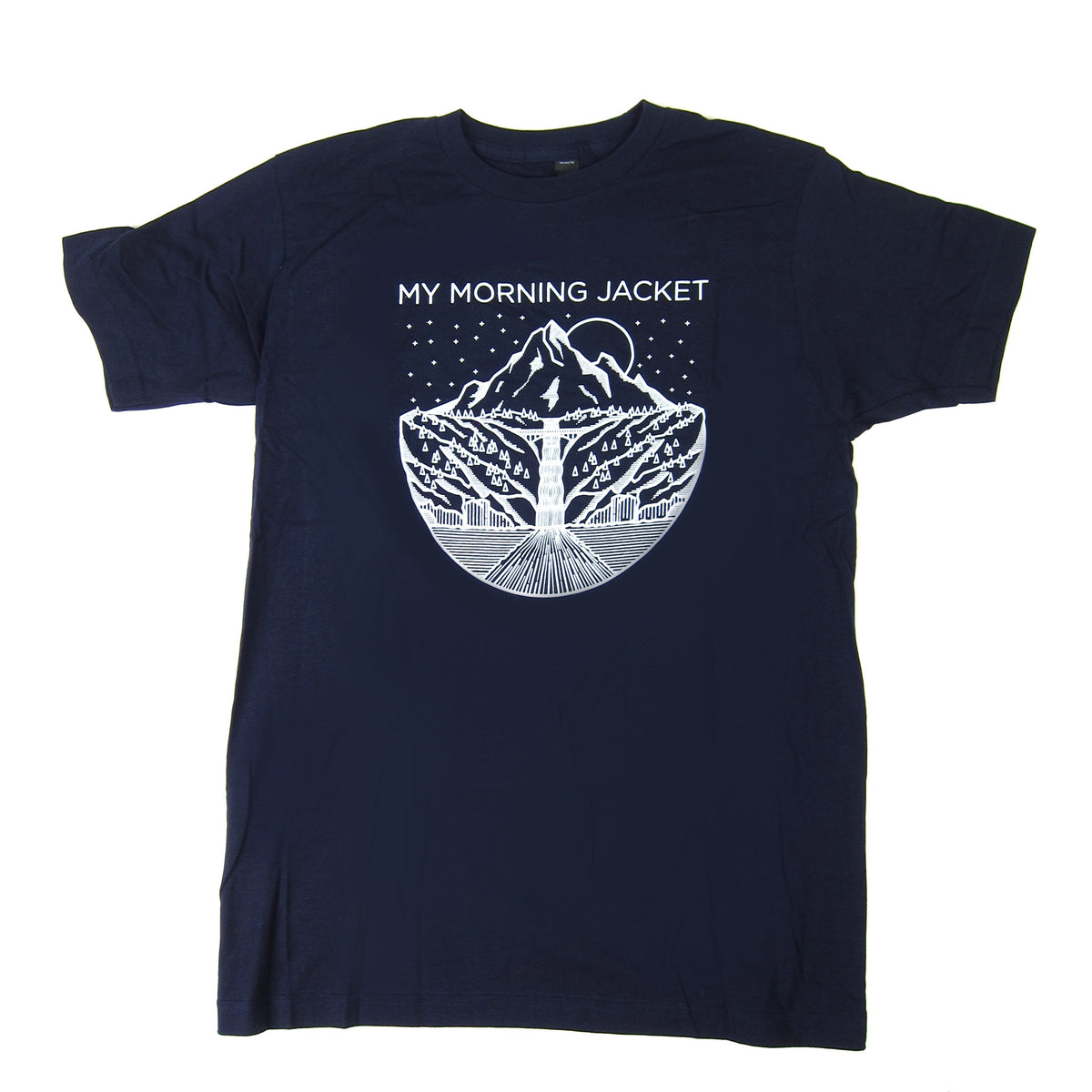 My Morning Jacket: Gorge Shirt - Navy