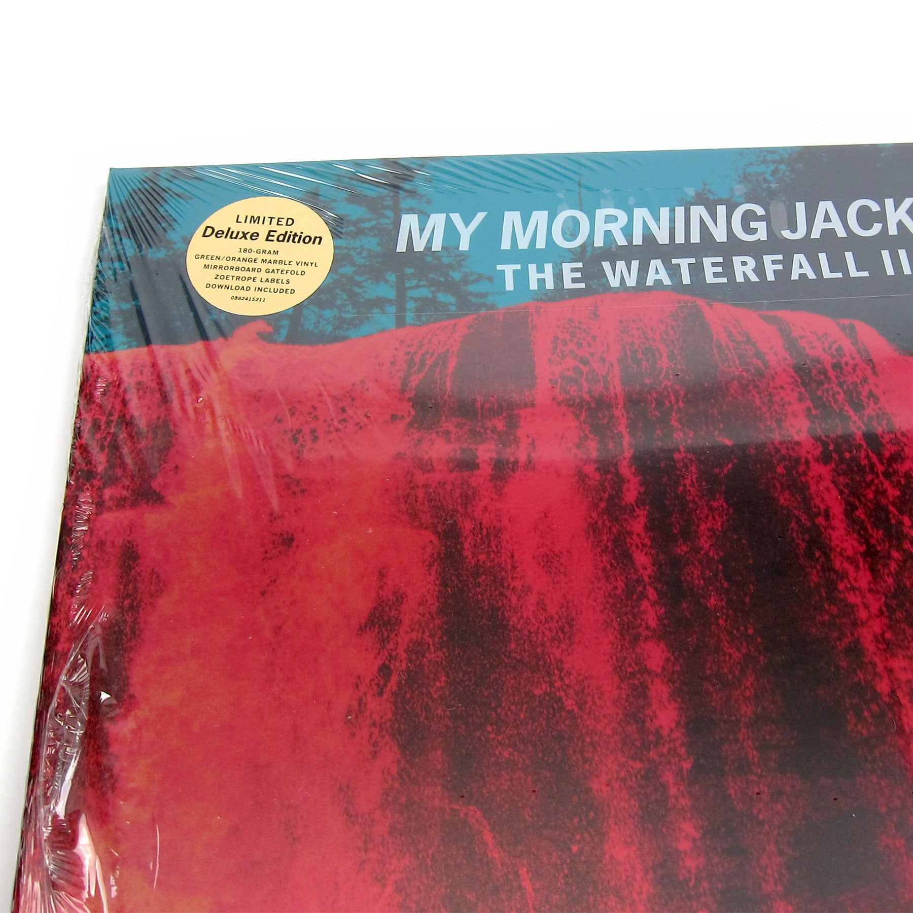 My Morning Jacket The Waterfall Ii Deluxe Edition Colored Vinyl V Turntablelab Com
