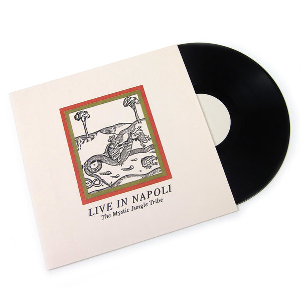 The Mystic Jungle Tribe: Live In Napoli Vinyl LP