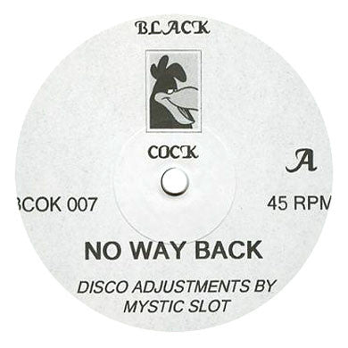 Mystic Slot: Disco Adjustments By Mystic Slot (DJ Harvey) 12""