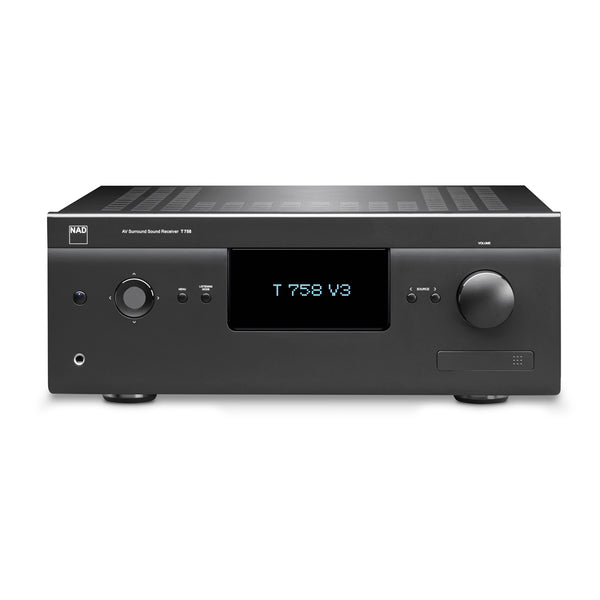 NAD: T 758 V3 Surround Receiver