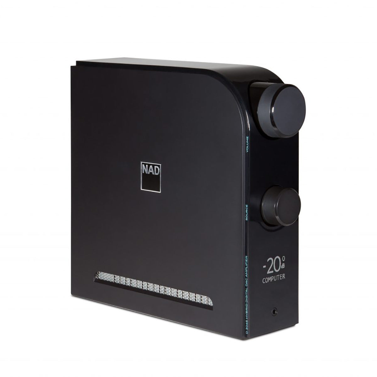 NAD: D3045 Hybrid Digital Integrated Amplifier (Bluetooth, DAC, Phono)