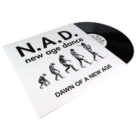 N.A.D.: Dawn of a New Age Vinyl 2LP
