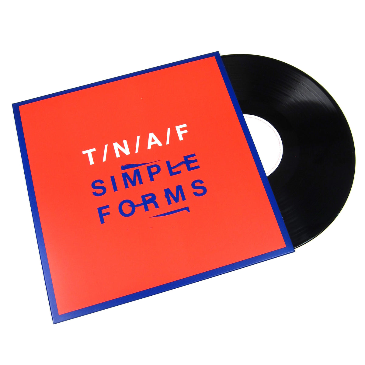 The Naked And Famous: Simple Form Vinyl LP