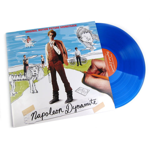 Napoleon Dynamite: Napoleon Dynamite Soundtrack (150g, Colored Vinyl) Vinyl 2LP