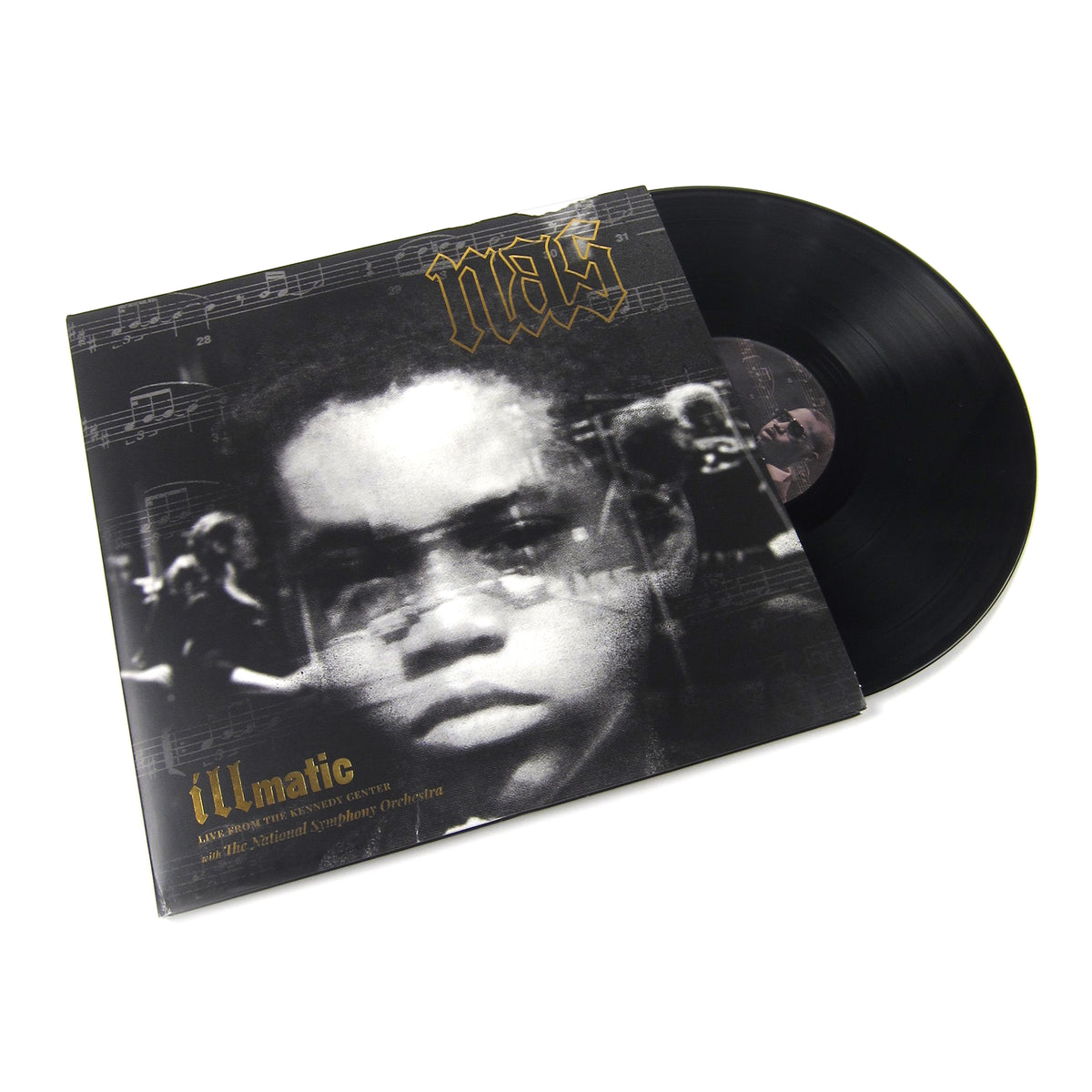 Nas: illmatic - Live From The Kennedy Center (180g) Vinyl 2LP (Record Store Day)