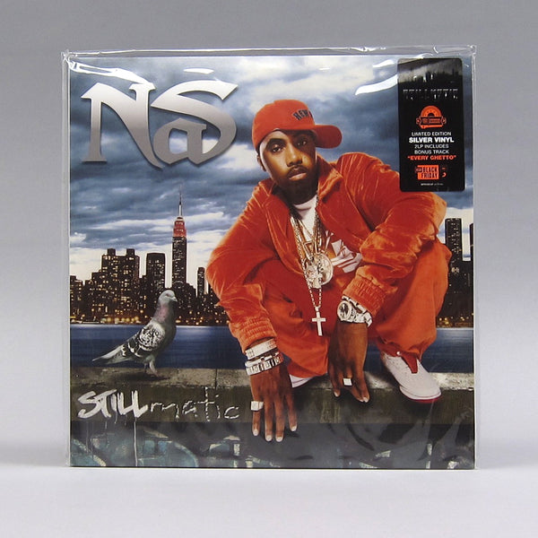 Nas: Stillmatic (Colored Vinyl) Vinyl 2LP (Record Store Day)