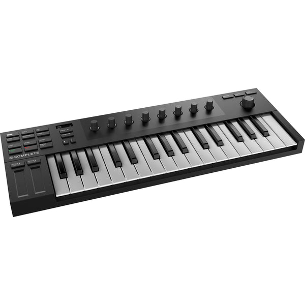 Native Instruments: Komplete Kontrol M32 Micro-Sized Keyboard Controller