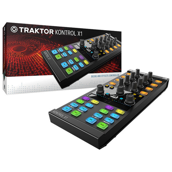 Native Instruments: Traktor Kontrol X1 Mk2