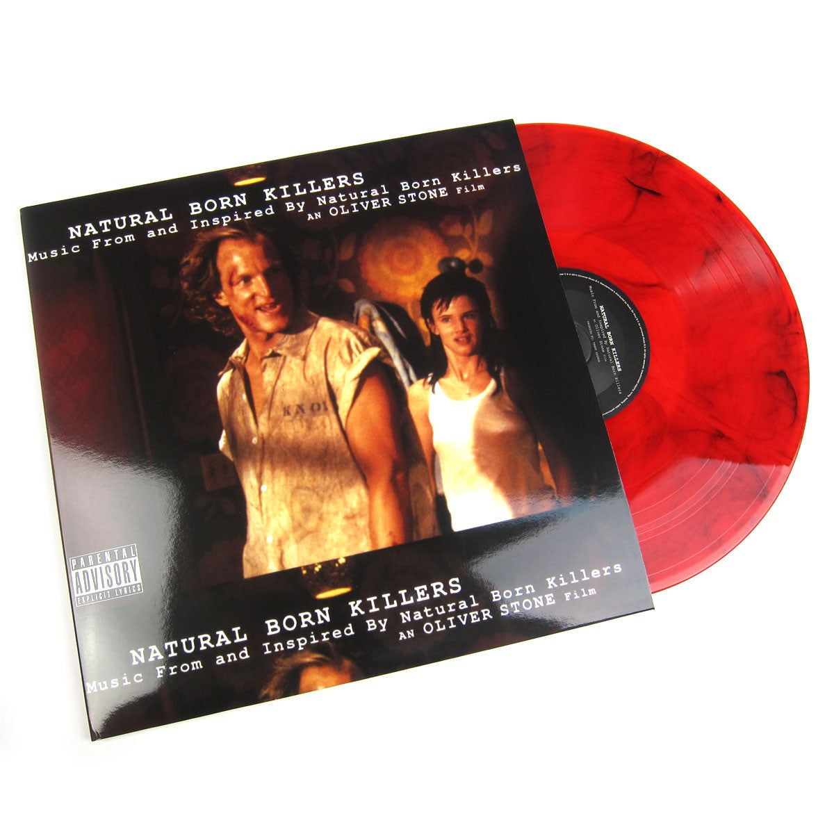 Natural Born Killers: Music From And Inspired By Natural Born Killers - 20th Anniversary Edition (180g Colored Vinyl) Vinyl 2LP