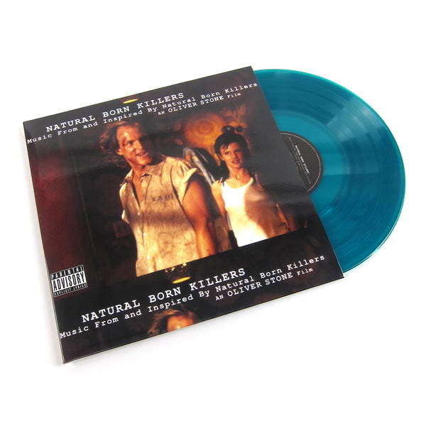 Natural Born Killers: Music From And Inspired By (Music On Vinyl 180g, Green Colored Vinyl) Vinyl 2LP