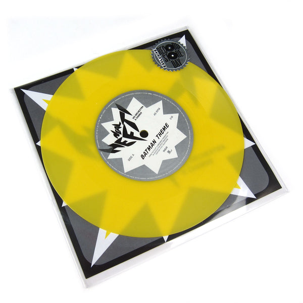 "Neal Hefti: Batman Theme (Colored Vinyl) Vinyl 7"" (Record Store Day)"