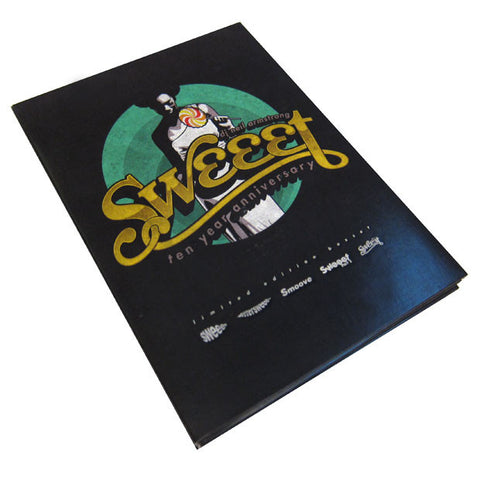 DJ Neil Armstrong: Sweeet 10 Year Anniversary CD Boxset