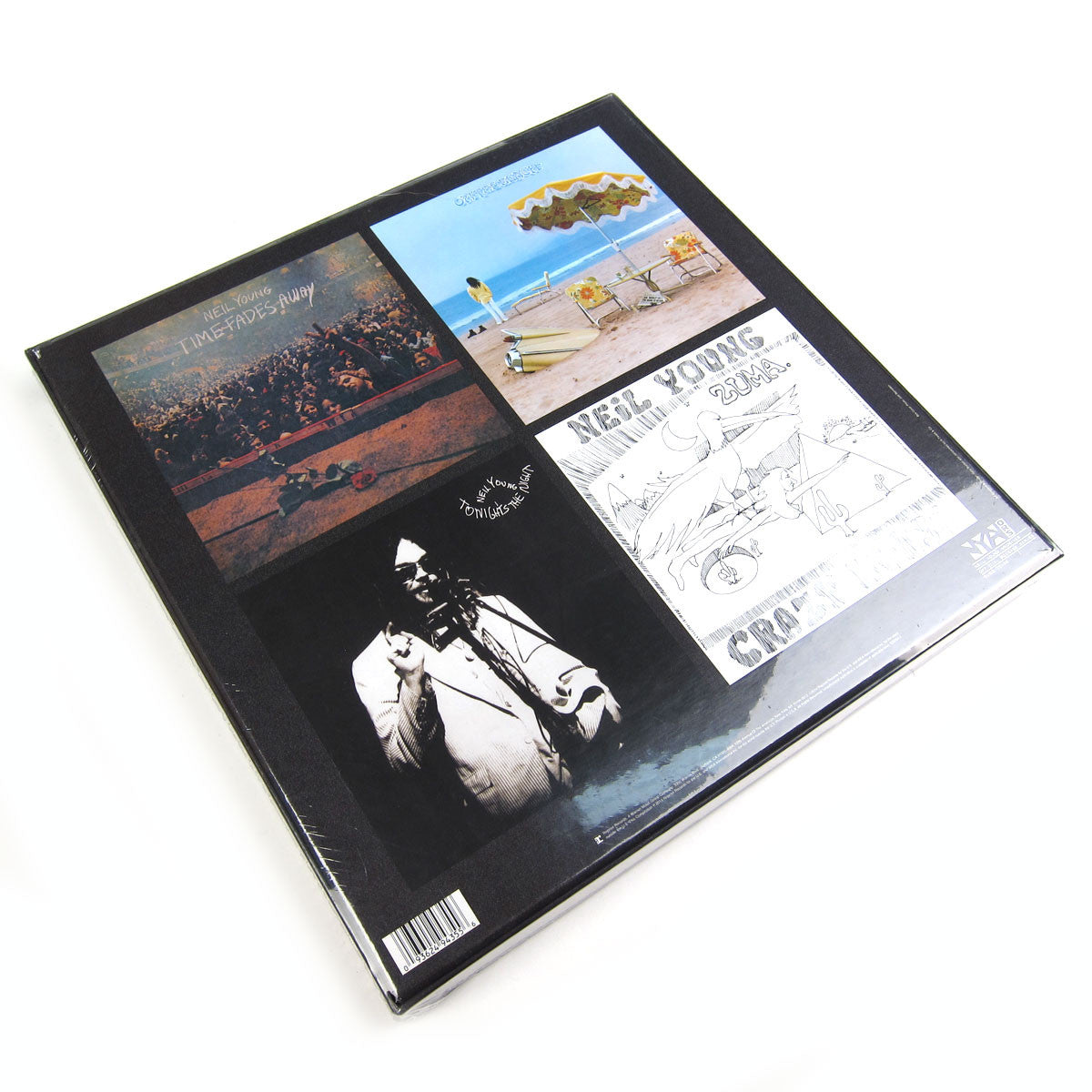 Neil Young: Official Release Series Discs 5-8 (180g) Vinyl 4LP (Record Store Day) back