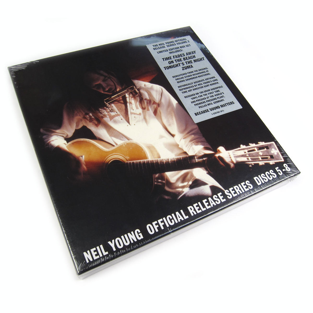 Neil Young: Official Release Series Discs 5-8 (180g) Vinyl 4LP (Record Store Day)