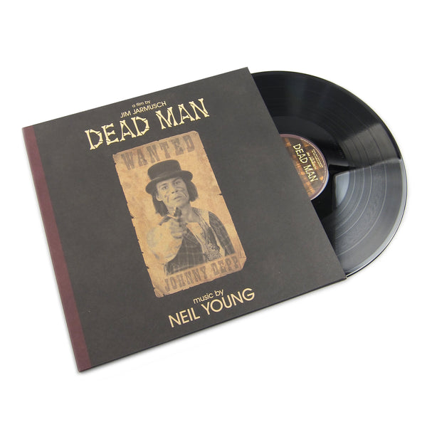 Neil Young: Dead Man Soundtrack (Jim Jarmusch) Vinyl 2LP