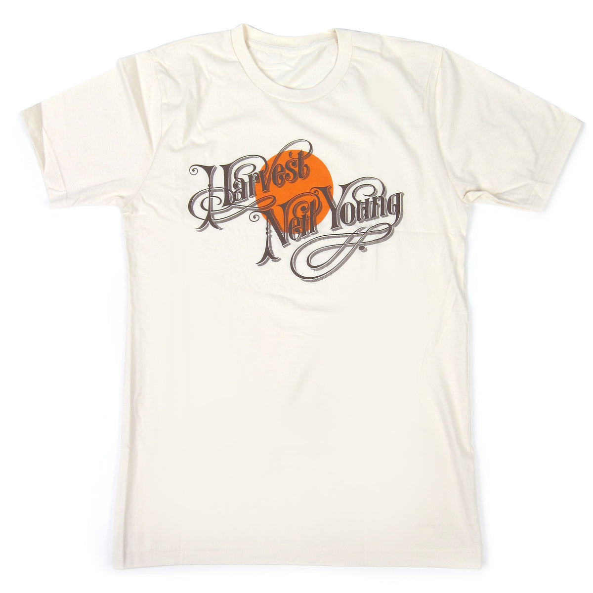 Neil Young: Harvest Organic Shirt - Natural