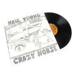 Neil Young: Zuma Vinyl LP