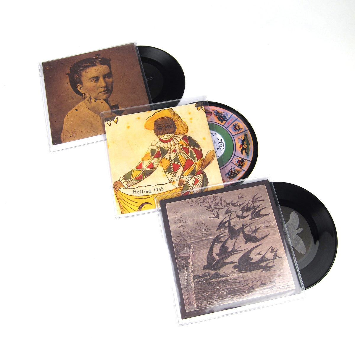 Neutral Milk Hotel: NMH Neutral Milk Hotel Vinyl Boxset