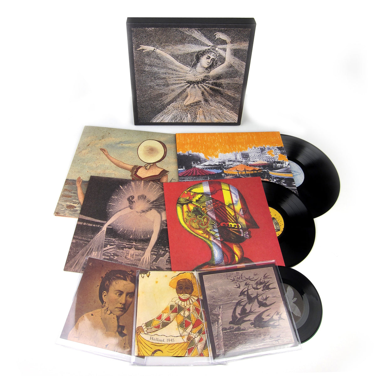 Neutral Milk Hotel: Neutral Milk Hotel Vinyl Boxset