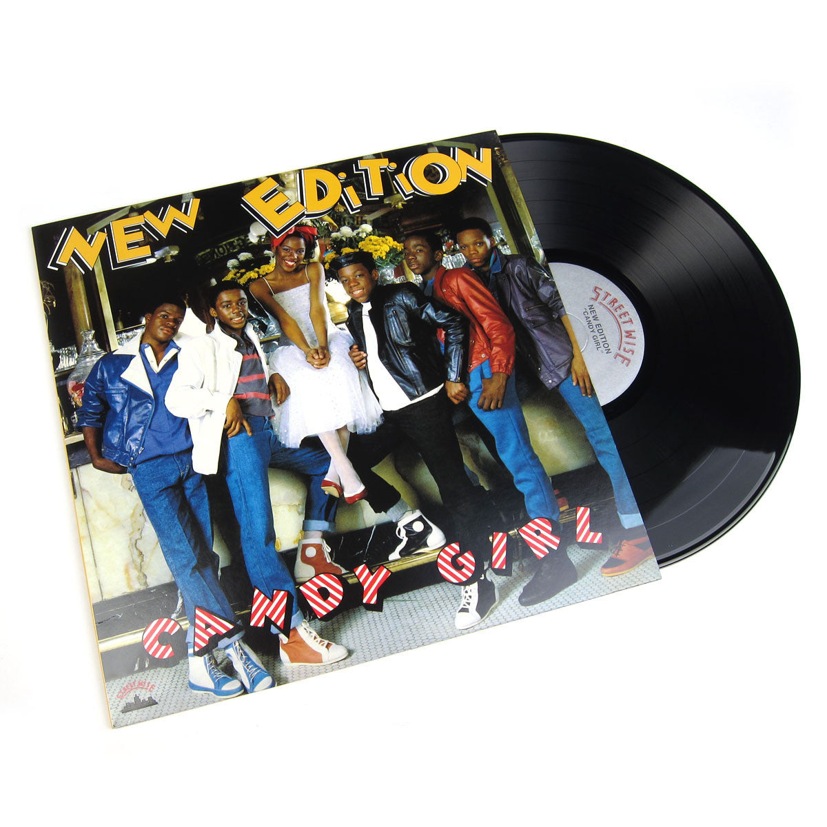 New Edition: Candy Girl Vinyl LP