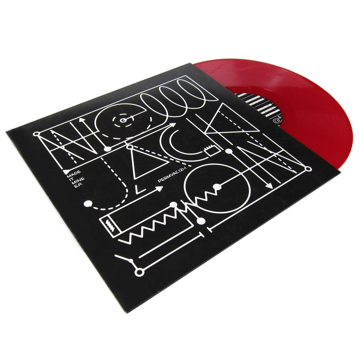 New Jackson: Made It Mine EP Vinyl 12""