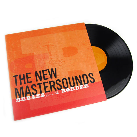 The New Mastersounds: Breaks From The Border Vinyl LP