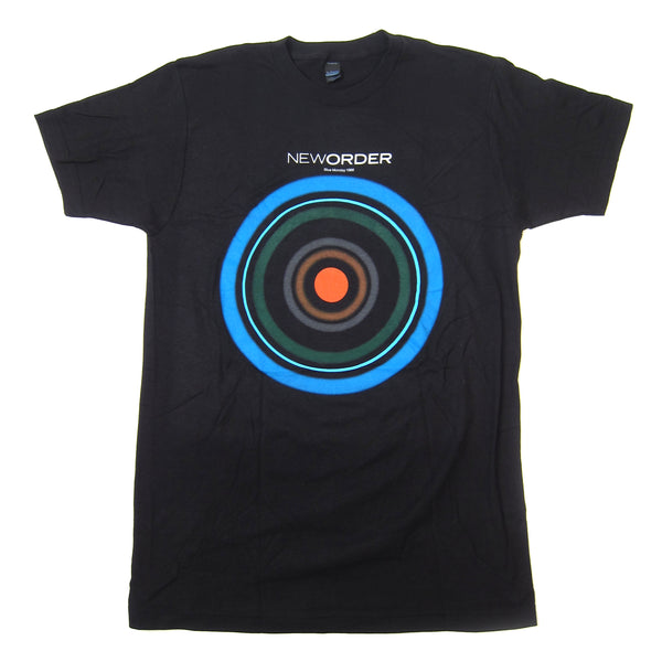 New Order: Blue Monday Shirt - Black