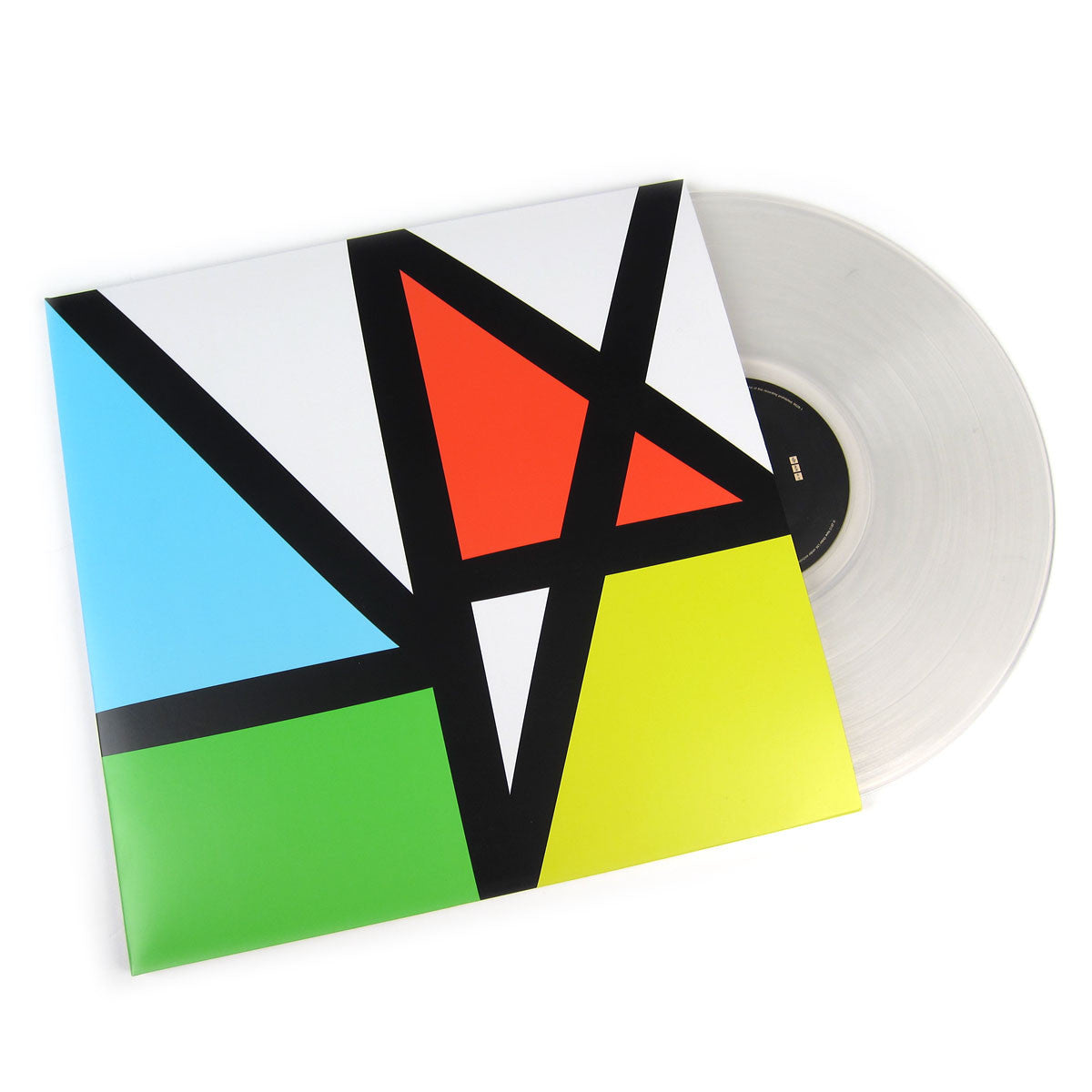 New Order: Music Complete (Indie Exclusive Colored Vinyl) Vinyl 2LP