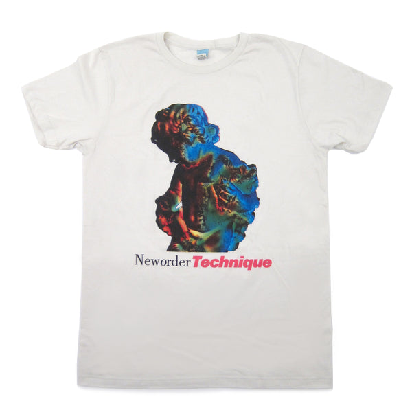 New Order: Technique Shirt - Off White