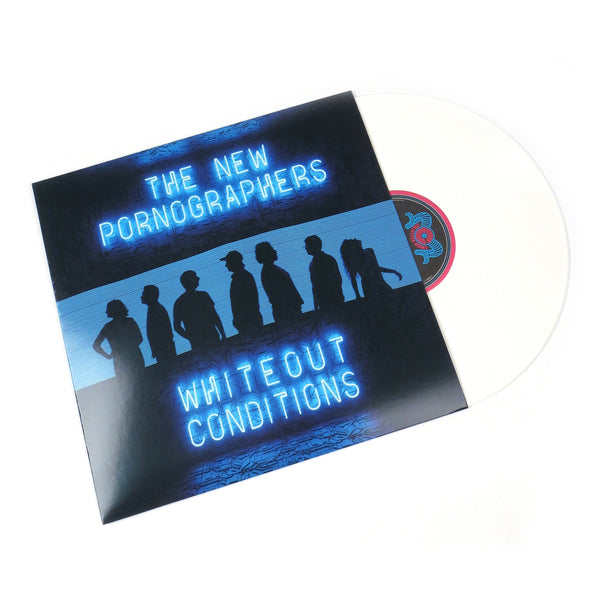 The New Pornographers: Whiteout Conditions (Indie Exclusive Colored Vinyl) Vinyl LP