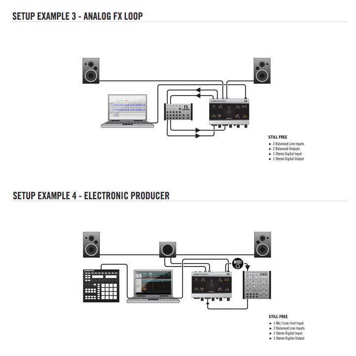 Native Instruments: Komplete Audio 6 - setup2