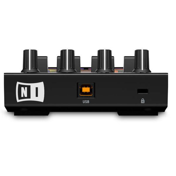Native Instruments: Traktor Kontrol F1 back