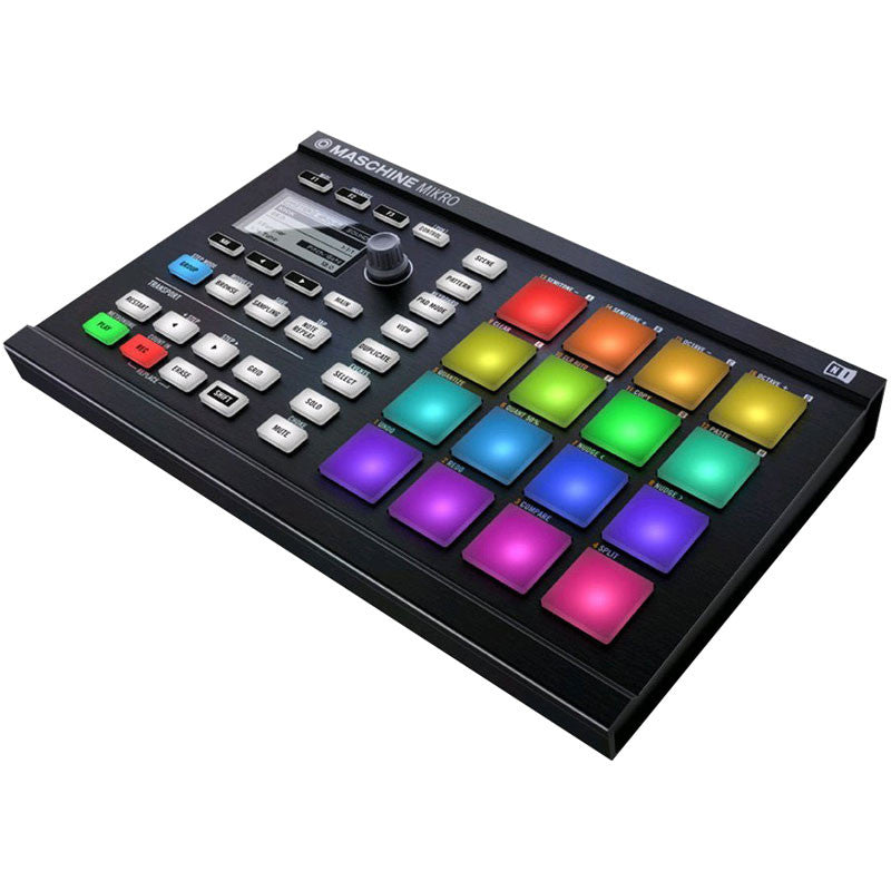 Native Instruments Maschine Mikro MK2 - Black