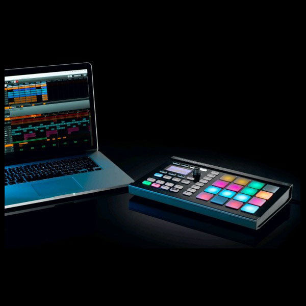 Native Instruments: Maschine Mikro MK2 Groove Production Studio black 4