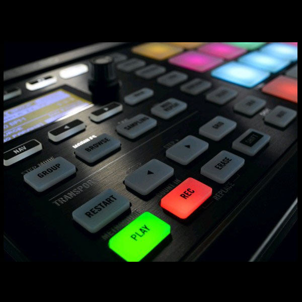Native Instruments: Maschine Mikro MK2 Groove Production Studio black 3