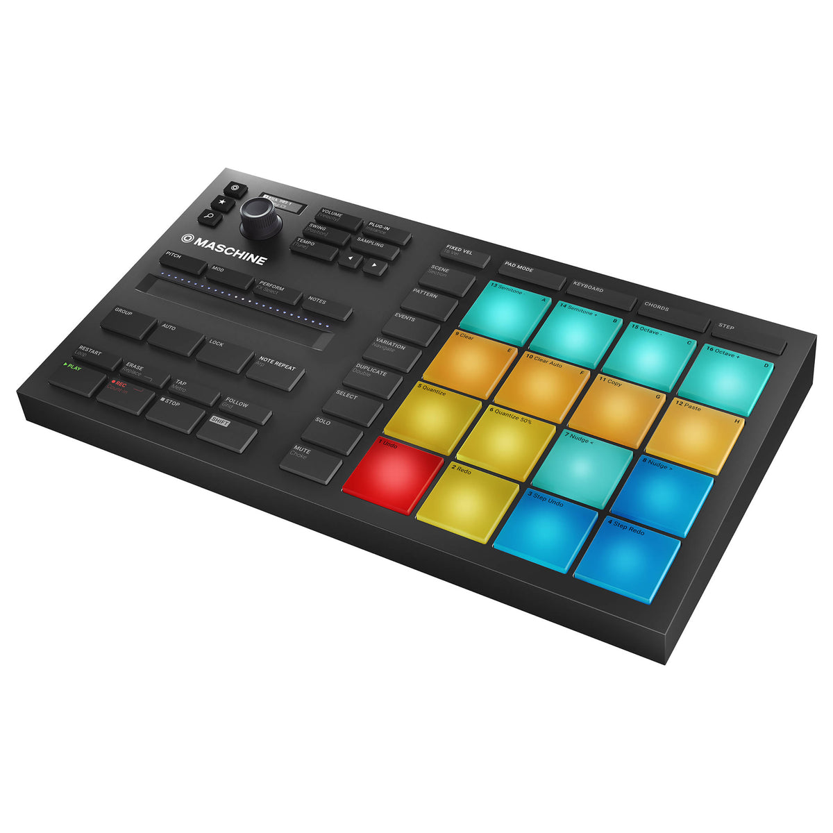 Native Instruments: Maschine Mikro MK3 Groove Production Studio+ FREE Expansions