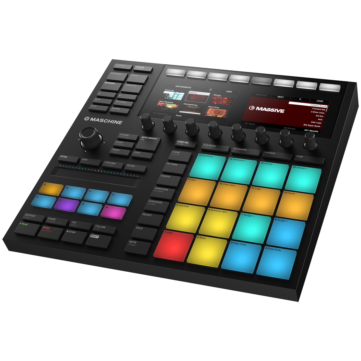 Native Instruments: Maschine MK3 Groove Production Studio