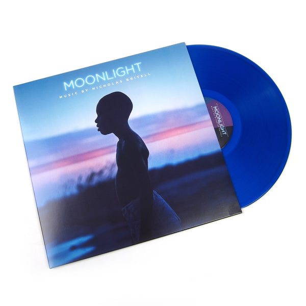 Nicholas Britell: Moonlight Soundtrack (180g, Translucent Blue Colored Vinyl) Vinyl LP