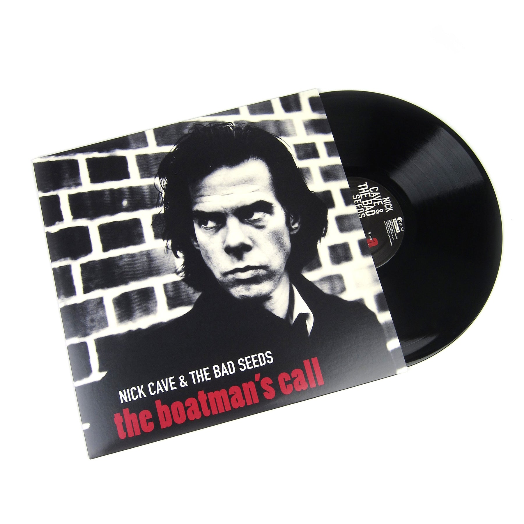 Nick Cave Amp The Bad Seeds The Boatman S Call 180g Vinyl