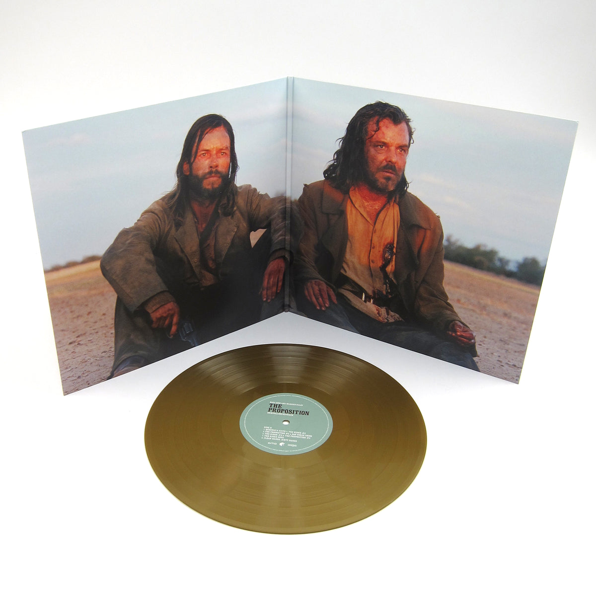 Nick Cave & Warren Ellis: The Proposition Soundtrack (Colored Vinyl) Vinyl LP