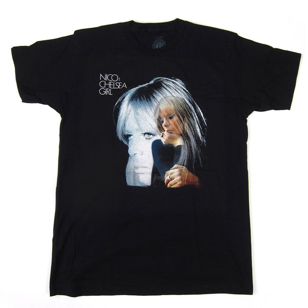Nico: Chelsea Girl Shirt - Black