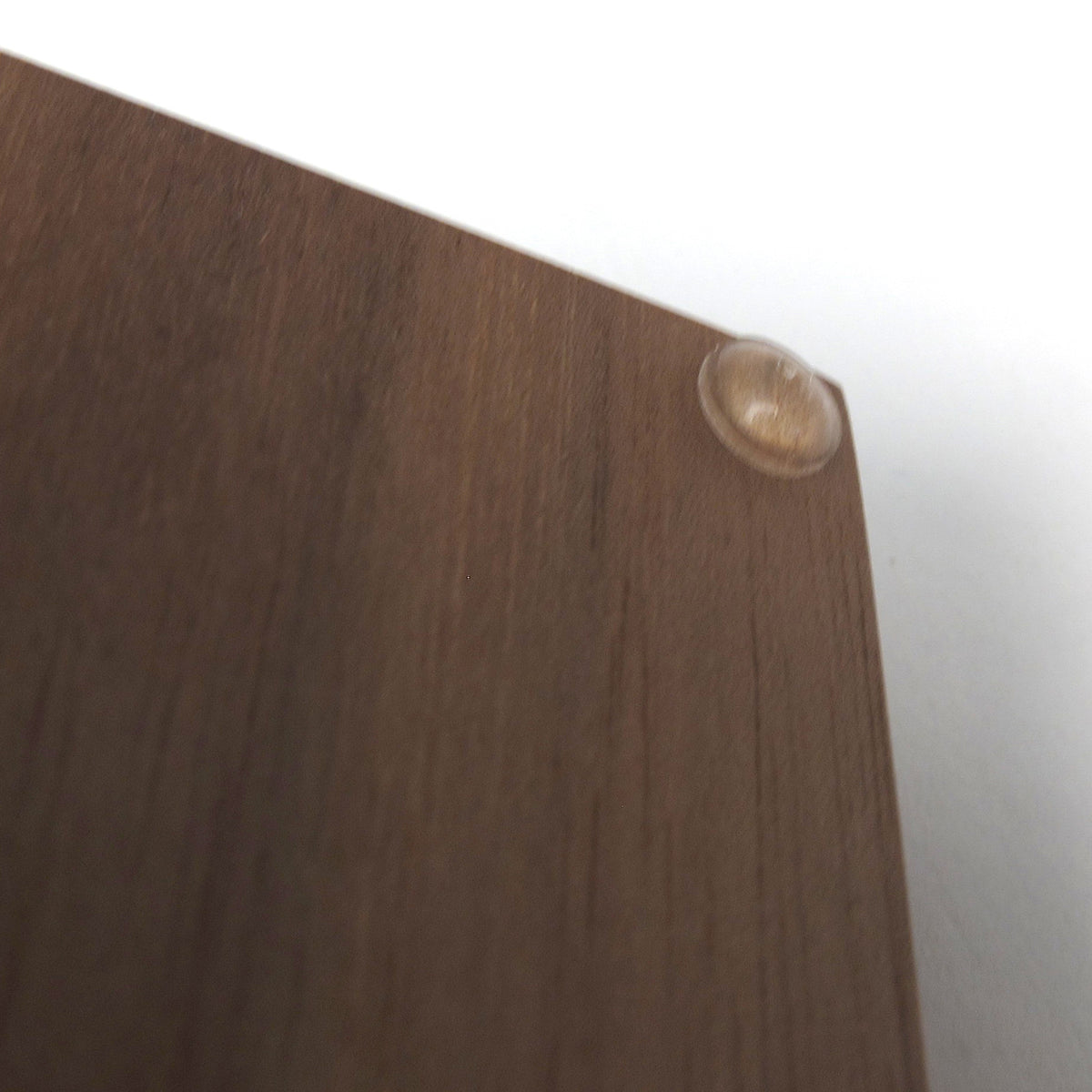 Nicole David: Now Playing Record Stand - Walnut