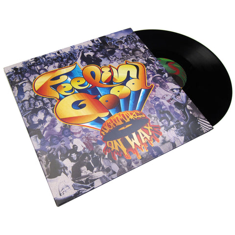 Nightmares On Wax: Feelin' Good (Free MP3) 2LP