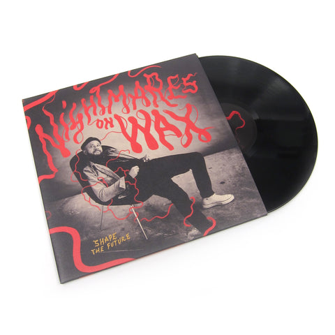 Nightmares On Wax: Shape The Future Vinyl 2LP