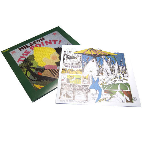 Harry Nilsson: The Point! LP + comic
