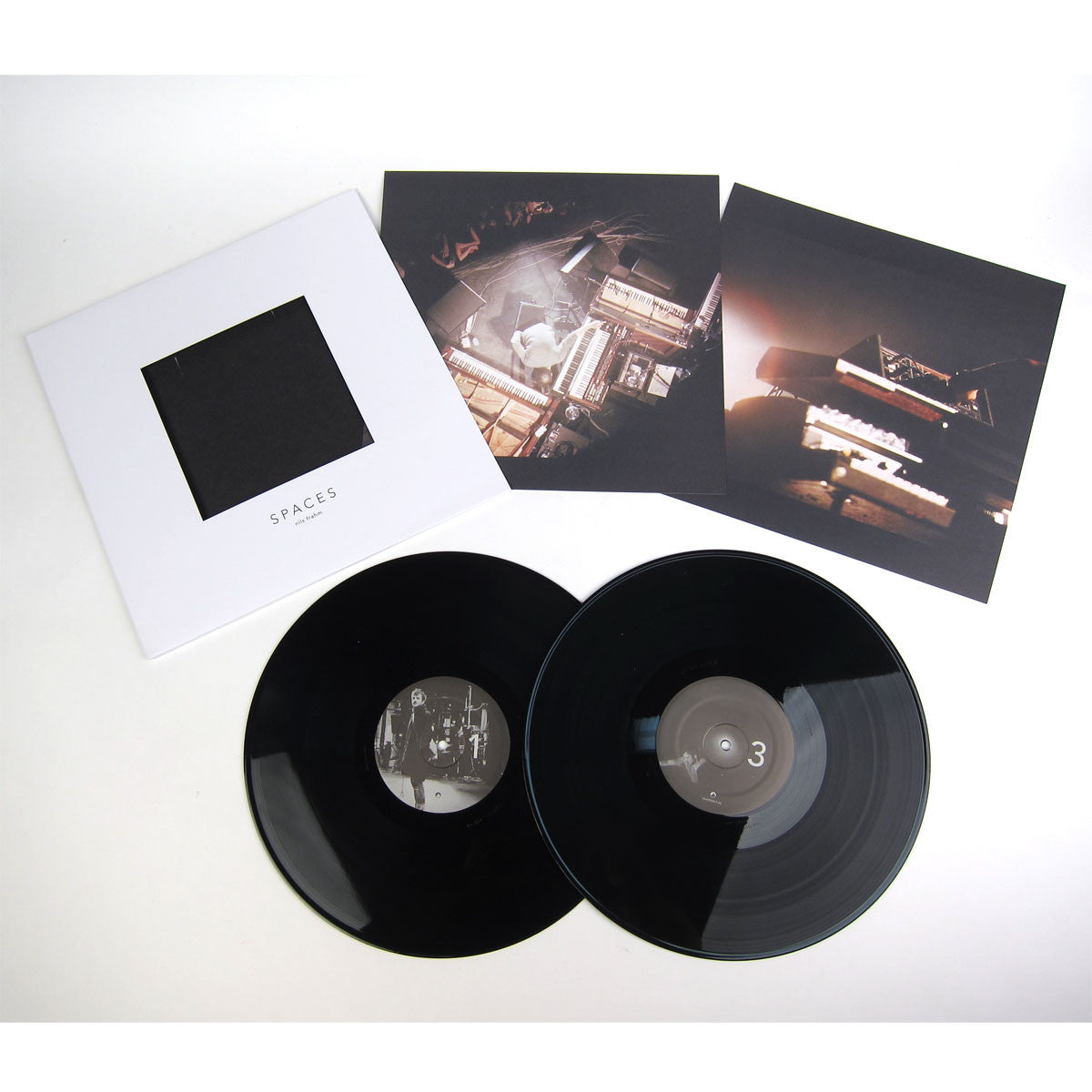 Nils Frahm: Spaces Vinyl 2LP