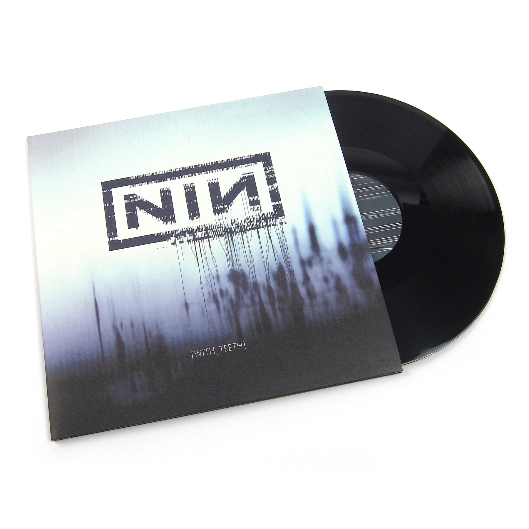 NIN Nine Inch Nails With Teeth Album Dave Grohl t-Shirt
