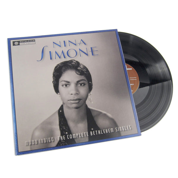 Nina Simone: Mood Indigo - The Complete Bethlehem Singles (Bonus Version) Vinyl LP+7""